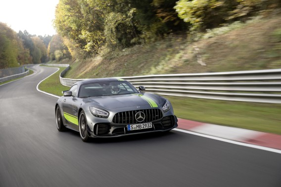 Mercedes AMG GT R Pro 2020 (Photo Mercedes)