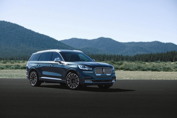 Lincoln Aviator 2020 (Photo Lincoln)