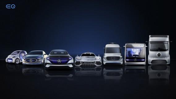 Daimler va acheter pour 30 milliards de dollars de batteries pour son expansion électrique