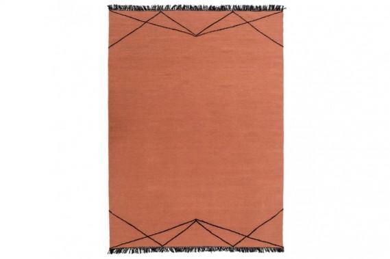 Doux, le tapis en tissu Sumac égaiera une chambre, un salon ou une salle à manger. 499 $ chez Mobilia. (PHOTO FOURNIE PAR ZONE MAISON)