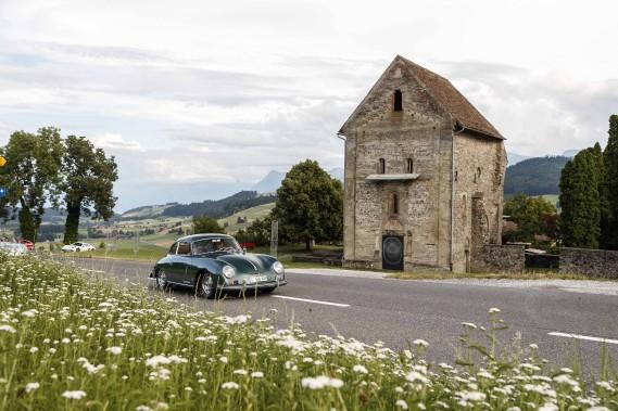 Il y a 70 ans, la 356 marquait l'entrée officielle de Porsche dans le cercle des marques sportives haut de gamme. (Toutes les photos Porsche)