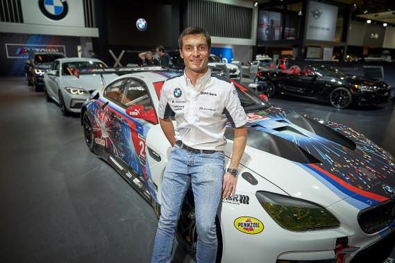 Championnat DTM, Formule E, WEC : une année occupée pour Bruno Spengler
