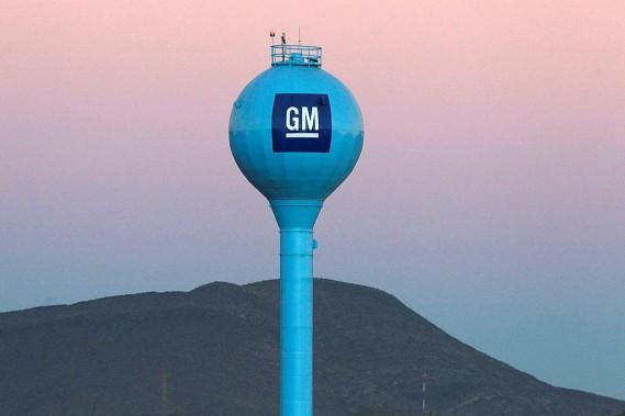 GM a progressé dans ses coupes d'emplois