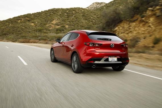(Photo fournie par Mazda)