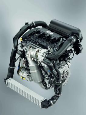 Le moteur de la Mini Countryman JCW (Photo fournie par Mini)