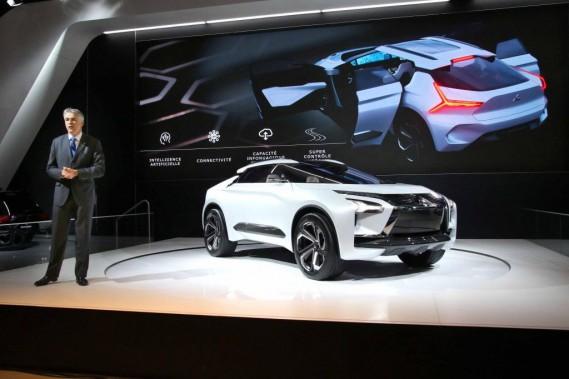 Innovation - Mitsubishi rêve à demain