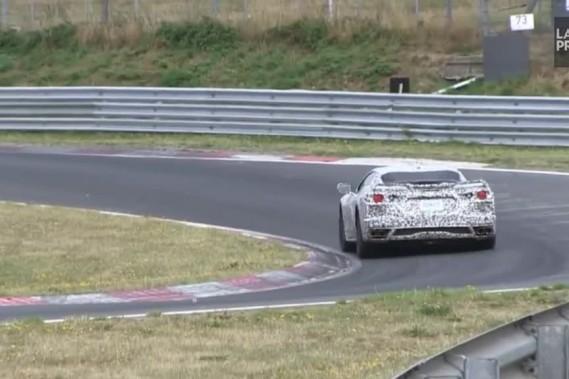 La prochaine Corvette se fait toujours attendre