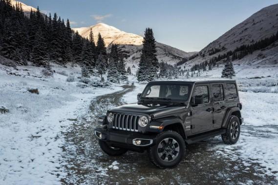 Essai routier du Jeep Wrangler Unlimited 2019 - Le roi de la montagne