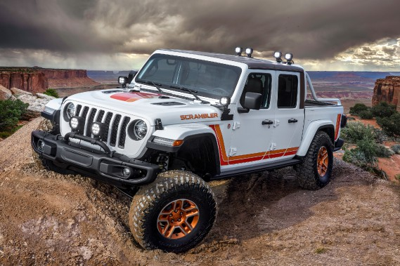 Jeep Gladiator JT Scrambler ()