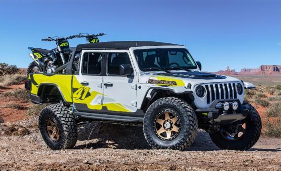 Jeep Gladiator Flatbill ()
