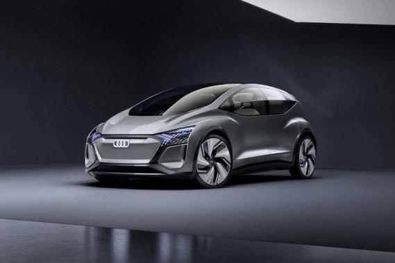 Audi AI:ME, une citadine électrique qui aime son autonomie