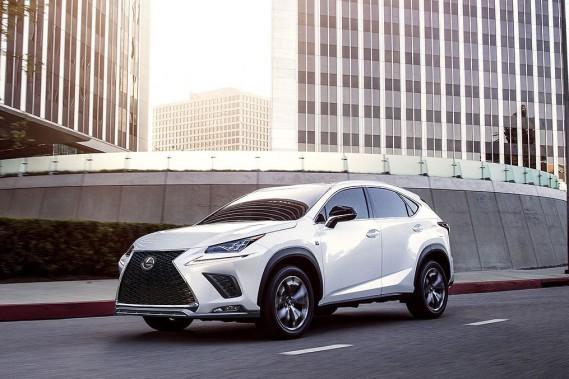 Toyota construira le Lexus NX en Ontario