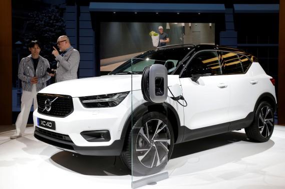 Volvo achètera ses batteries du chinois CATL et du sud-coréen LG Chem