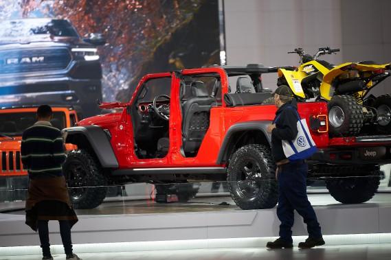 Jeep Gladiator - Tonka pour adultes