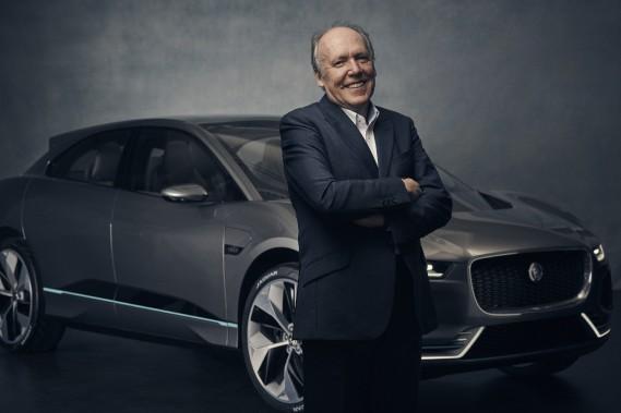 Jaguar:Ian Callum quitte son poste