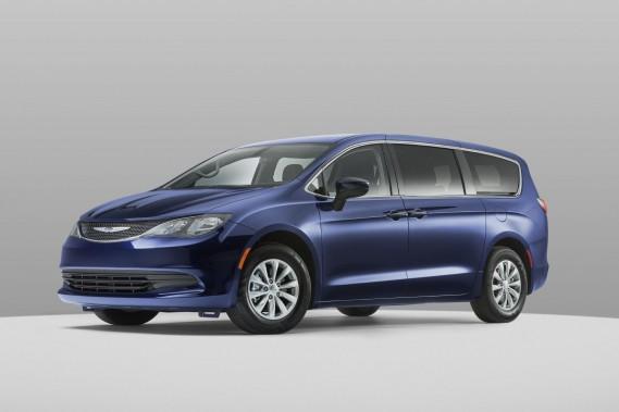 Chrysler reprend l'appellation Voyager