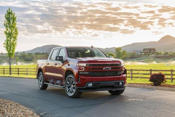Le Silverado diesel diminue sa consommation