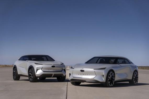 Infiniti a sa propre version du système hybride e-Power de Nissan