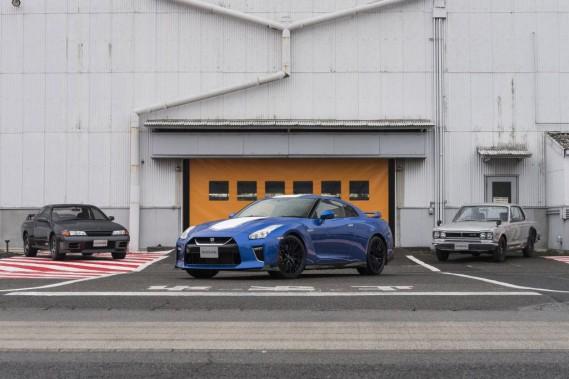 Essai routierNissan GT-R 2020 50e anniversaire - Pour la postérité