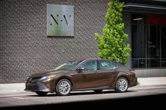 Essai routier Toyota Camry hybride 2019 - Au sommet de son art
