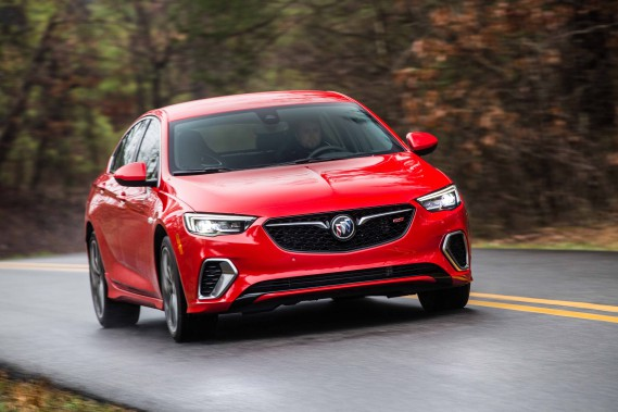 Buick cessera de produire la berline Regal et offrira seulement des VUS