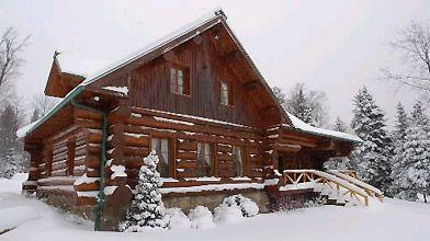 Maison en bois rond prix