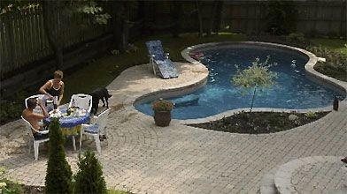 La piscine creus e sort de l 39 ombre piscines et spas for Achat piscine creusee