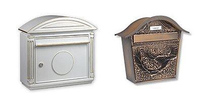 du style jusque dans la bo te aux lettres d coration. Black Bedroom Furniture Sets. Home Design Ideas