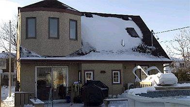 Dans ce cottage de Laval, l'ajout d'une troisième...