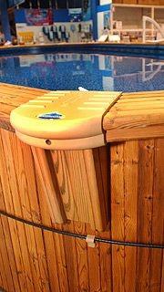 Pourquoi pas une piscine en bois torr fi et lamell for Aqua bois piscine