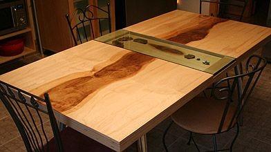 plan de travail contreplaqu great meuble double de salle de bain godmorgon en bambou massif. Black Bedroom Furniture Sets. Home Design Ideas