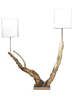Luminaires de la collection Nature d'Organic Design....