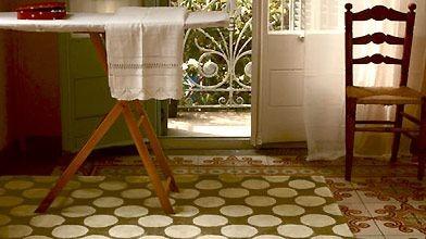 L'Espagnole Nani Marquina a révolutionné l'univers du tapis...