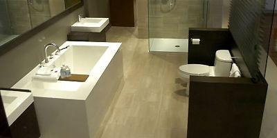 Ennuyante, votre salle de bainsoe Un nouveau livre propose plus de 60 idées de... (Photo Martin Chamberland, archives La Presse)