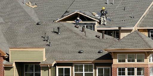Pas besoin d'attendre des dégâts aussi évidents pour penser à inspecter sa... (Photo AP)