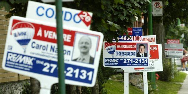 Les appâts hypothécaires se multiplient mais, pour le... (Photo Patrick Sanfaçon, La Presse)