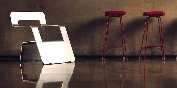 Les sièges d'Alexandre Berthiaume pour Futil design affichent... (Photo fournie par le SIDIM)