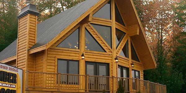 Plus d'un demi-million de Québécois sont propriétaires d'un... (Photo fournie par Timber Block)