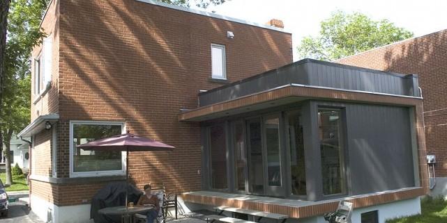 agrandissement r ussi d 39 un cottage art d co simon diotte collaboration sp ciale entretien. Black Bedroom Furniture Sets. Home Design Ideas