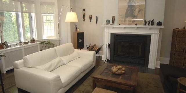 une maison centenaire modernis e westmount marie france l ger entretien de la maison. Black Bedroom Furniture Sets. Home Design Ideas