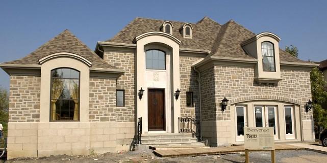 Les ventes de maisons de luxe augmentent projets immobiliers - Vente maison les portes en re ...