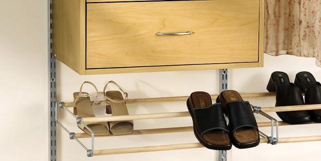 Les tiroirs, de plus en plus souvent installés... (Photo fournie par Rubbermaid Canada)
