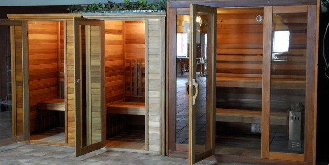 un sauna chez soi patricia sauz de bilodeau le coin du. Black Bedroom Furniture Sets. Home Design Ideas