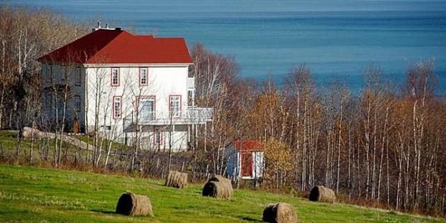 On a l'impression de vivre le Klondike dans... (Photo Pierre Rochette, collaboration spéciale)
