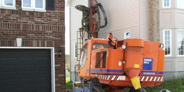La nouvelle technologie de géothermie à expansion directe... (Photo fournie par Synairgie)