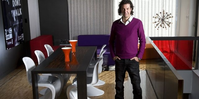 Le designer Jean-Guy Chabauty a réussi à rénover... (Photo Martin Chamberland, La Presse)