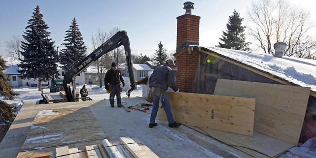 Dans la région de Québec, les dépenses de rénovation devraient croître de 3 % à... (Photo Robert Mailloux, archives La Presse)