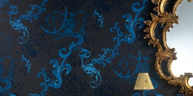 umbra se lance dans le papier peint mich le laferri re am nagement. Black Bedroom Furniture Sets. Home Design Ideas