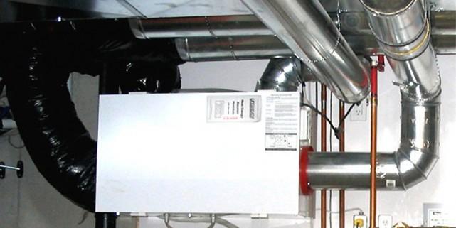 L'échangeur d'air n'est pas toujours la meilleure solution... (Photo Les Guides Perrier)