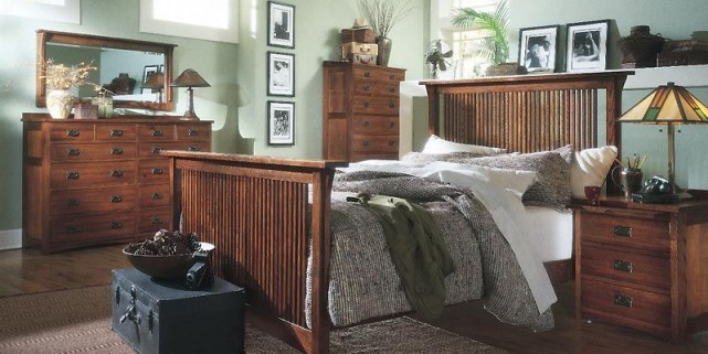 les meubles de style mission prennent du galon mich le laferri re design. Black Bedroom Furniture Sets. Home Design Ideas